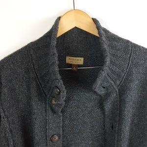 Sonoma Life & Style Charcoal Grey Cardigan